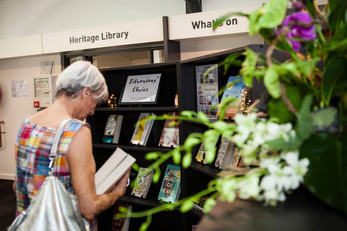 181130 010 Nc Noosaville Library Reopening