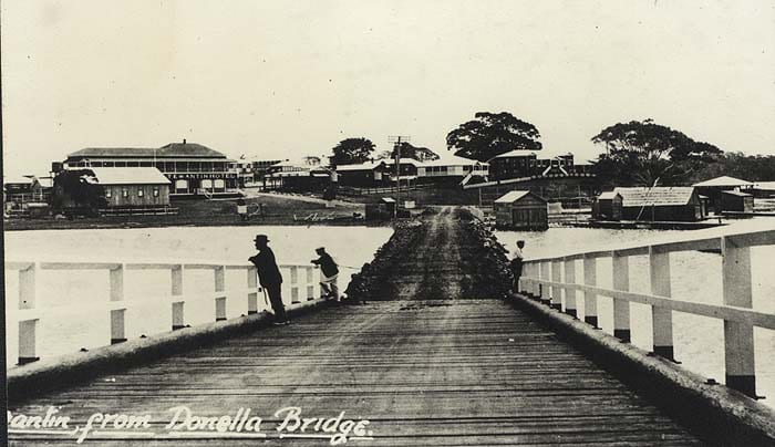 Tewantin From Doonella Bridge