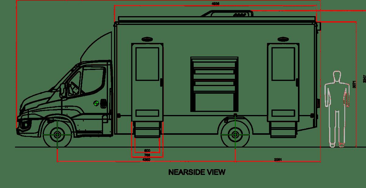 Nearside View