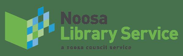 Noosa Library Service Tag Horiz Colour
